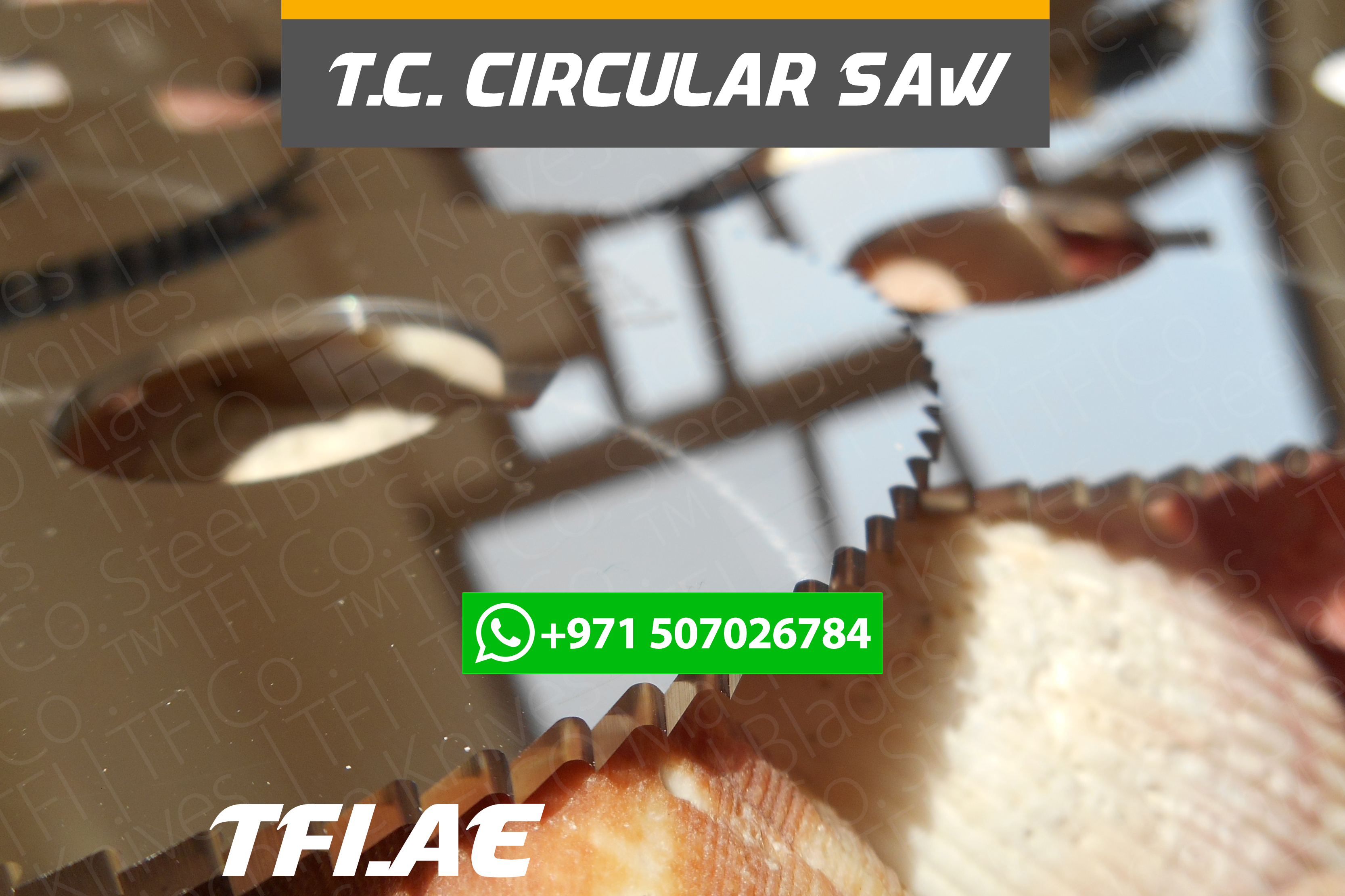 tfico, steel, blade, tc, tungsten , uae, tfi, saw